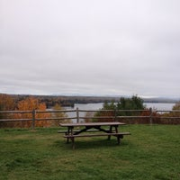 Photo taken at Mount Katahdin by Joel E. on 10/10/2012