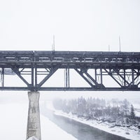 Photo taken at River Valley Walterdale by Nicholas Y. on 3/20/2014