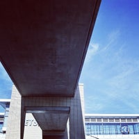 Photo taken at Century Park LRT Station by Nicholas Y. on 6/17/2013