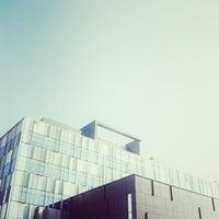 Photo taken at Edmonton Clinic Health Academy by Nicholas Y. on 3/9/2013