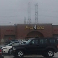 Photo taken at Food 4 Less by Jerry N. on 10/18/2012