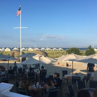 Photo taken at Beach House Grill at Chatham Bars Inn by SMR on 8/14/2016