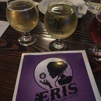 Снимок сделан в Eris Brewery And Cider House пользователем Heather D. 4/20/2018