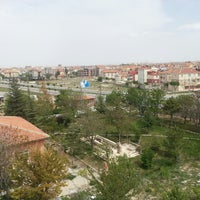Photo taken at TEİAŞ Karaman Trafo Merkezi by Erkan B. on 5/4/2014