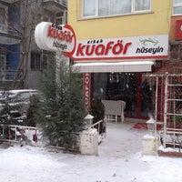 Photo taken at Hüseyin Erkek Kuaförü Emek by Ali Emre K. on 1/10/2015