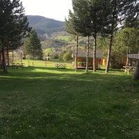 Photo taken at Nesilce Tatil Köyü by Mehmet Ü. on 4/6/2018