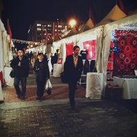 Foto tomada en Downtown Holiday Market por Noe T. el 12/11/2012