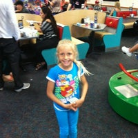 Photo taken at Chuck E. Cheese's by Jerry M. on 9/29/2012