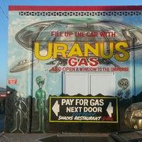 Photo taken at Uranus Gas by Judy M. on 5/31/2013