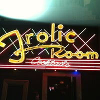Photo taken at Frolic Room by Brandie L. on 3/10/2013