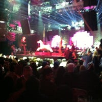 Photo taken at Mayan Theater by Brandie L. on 2/14/2013