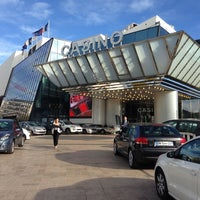 Photo taken at Croisette Casino by Martin on 9/18/2013