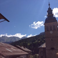 Photo taken at Le Grand-Bornand by Johan SION on 8/20/2013