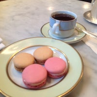 Photo taken at Ladurée by Aini A. on 2/12/2013