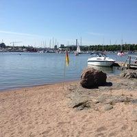 Foto tirada no(a) Uunisaari / Ugnsholmen por Petri L. em 6/21/2013