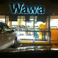 Photo taken at Wawa by Marianne T. on 10/10/2012