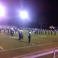 Photo taken at Pearl River Central High School by Allison M. on 10/26/2012