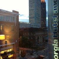 10/17/2012にMonty B.がGeorgia Tech Hotel and Conference Centerで撮った写真