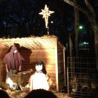 Photo taken at Lamb of God Lutheran Church by Monty B. on 12/8/2012