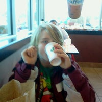 Photo taken at Dunkin Donuts by Jason H. on 12/14/2012