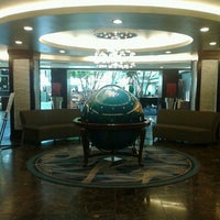 Photo taken at Hyatt Regency Buffalo / Hotel and Conference Center by Lori D. on 6/20/2013