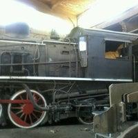 Photo taken at Maestranza San Eugenio EFE by Carolina p. on 12/7/2012