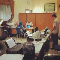 Photo taken at Sub Bagian Umum Balai Besar TNGL by Mas Y. on 1/21/2013