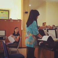 Photo taken at Sub Bagian Umum Balai Besar TNGL by Mas Y. on 3/12/2013