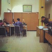 Photo taken at Sub Bagian Umum Balai Besar TNGL by Mas Y. on 2/1/2013