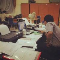 Photo taken at Sub Bagian Umum Balai Besar TNGL by Mas Y. on 1/22/2013
