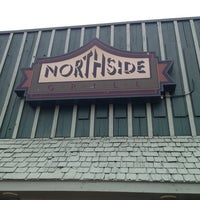 Photo taken at Northside Grill by Adam W. on 11/2/2012