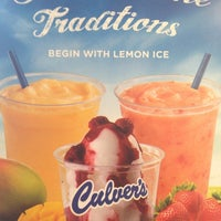 Photo taken at Culver's by Adam W. on 7/13/2013