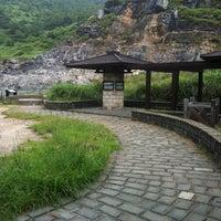 Das Foto wurde bei 地熱谷 Beitou Thermal Valley von Stanley X. am 6/10/2013 aufgenommen