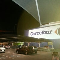 Photo taken at Carrefour by Fernando C. on 2/27/2013
