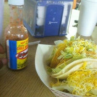 Photo taken at Bandidos Burritos by Fred D. on 10/11/2012