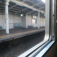 Photo taken at Ishizugawa Station (NK13) by Naomi K. on 3/28/2018