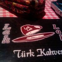 Photo taken at Lak Lak Cafe by Nilay Ö. on 10/4/2012
