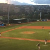 Photo taken at Les Murakami Stadium by JoAnna H. on 5/29/2016