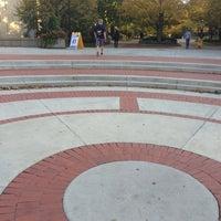 Photo taken at Speaker's Circle by Kalen B. on 10/15/2012