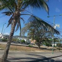 Photo taken at Parque del Resurgimiento by Karen G. on 1/1/2014