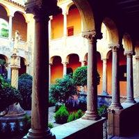 Photo taken at Catedral de Orihuela by Derek A. on 12/7/2013