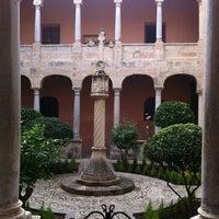 Photo taken at Catedral de Orihuela by Derek A. on 11/3/2012