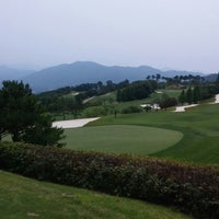 Photo taken at 비젼힐스CC (Vision Hills CC) by Young K. on 6/10/2014