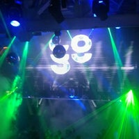 Photo taken at Club Octagon by Young K. on 12/21/2012