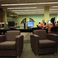 Photo taken at 18th Avenue Library by Cailin P. on 4/13/2013
