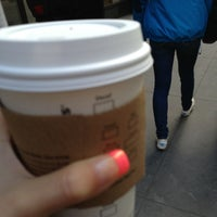 Photo taken at Starbucks by Shelby H. on 3/30/2013