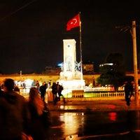 Photo taken at Taksim by Eid A. on 10/2/2013