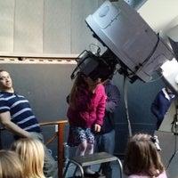 Photo taken at Kutztown University Planetarium by Michael R. on 3/23/2015