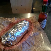 Photo taken at Chipotle Mexican Grill by Bryan B. on 5/4/2013