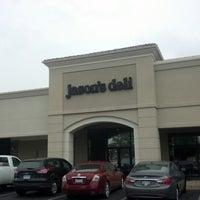 Photo taken at Jason's Deli by Jacob W. on 10/6/2012